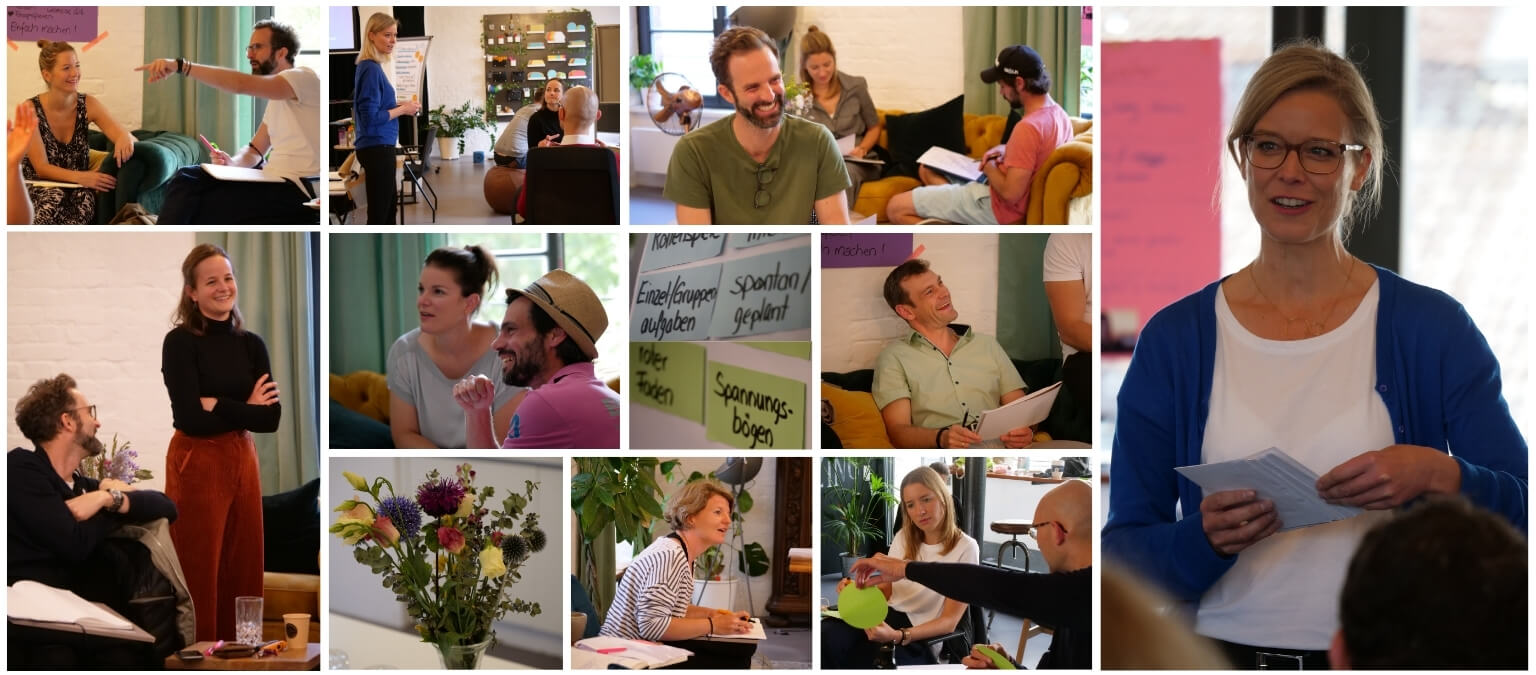 Impressionen aus Training & Workshop